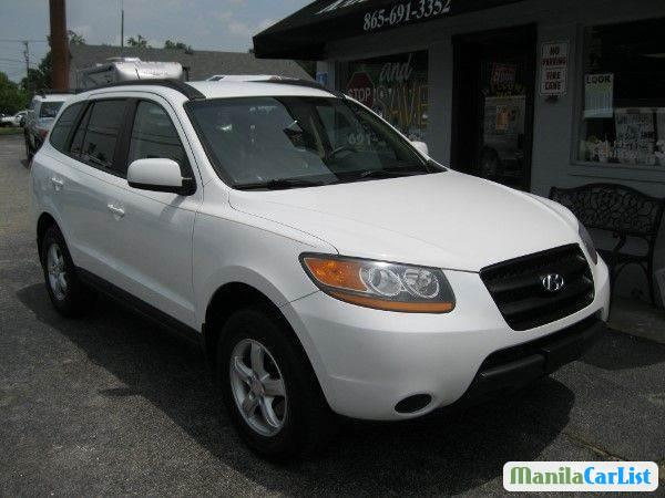Picture of Hyundai Santa Fe Automatic 2008