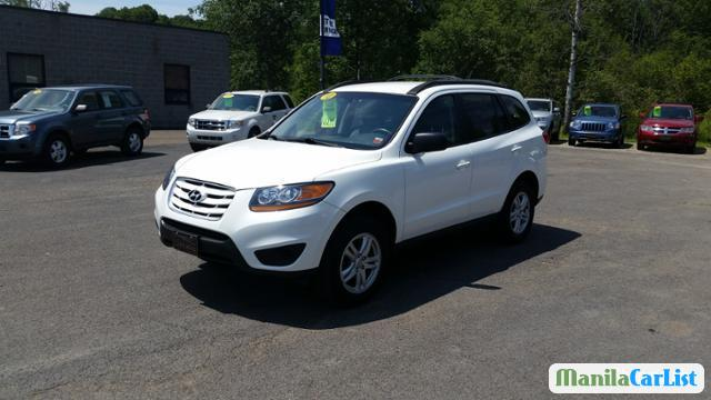 Picture of Hyundai Santa Fe Automatic 2010