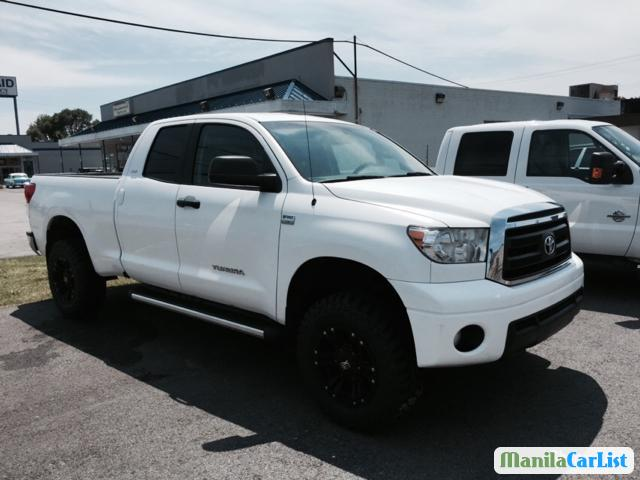 Picture of Toyota Tundra Automatic 2010