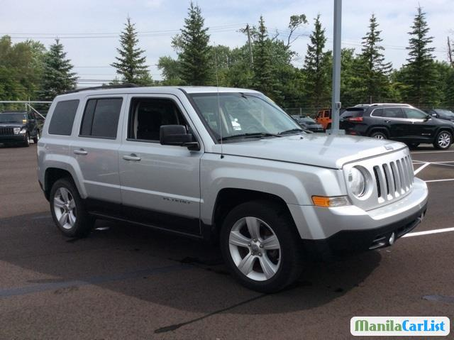 Picture of Jeep Patriot Automatic 2011