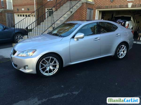 Pictures of Lexus IS Automatic 2008