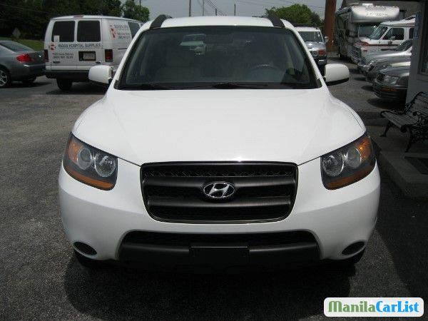 Hyundai Santa Fe Automatic 2008
