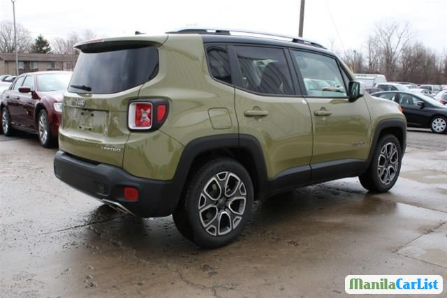 Jeep Other Automatic 2015