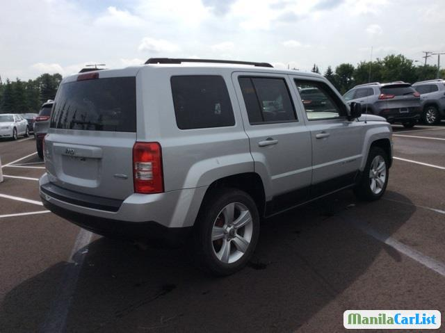 Jeep Patriot Automatic 2011