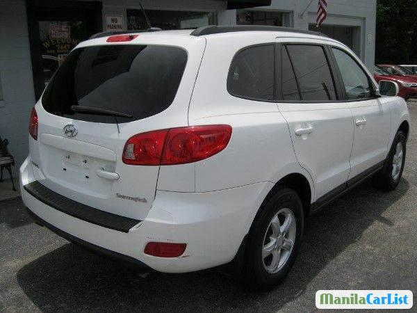 Hyundai Santa Fe Automatic 2008 in Philippines