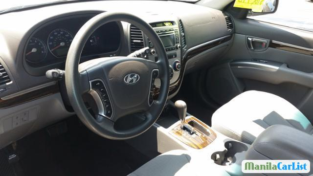 Hyundai Santa Fe Automatic 2010 in Philippines