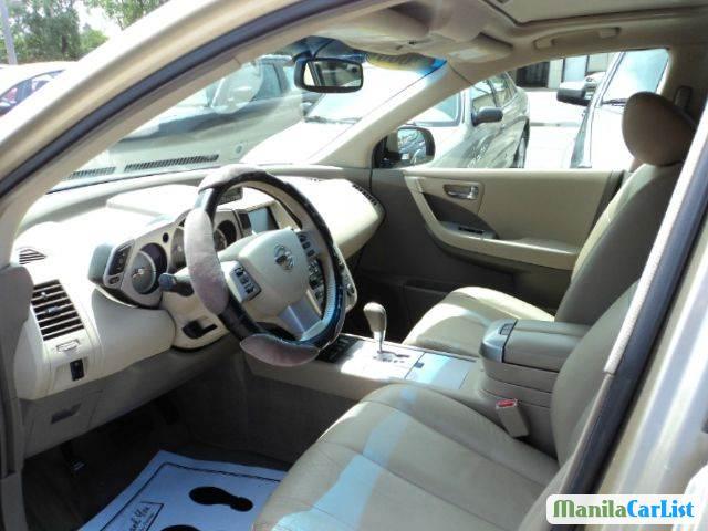 Nissan Murano Automatic 2006 - image 4