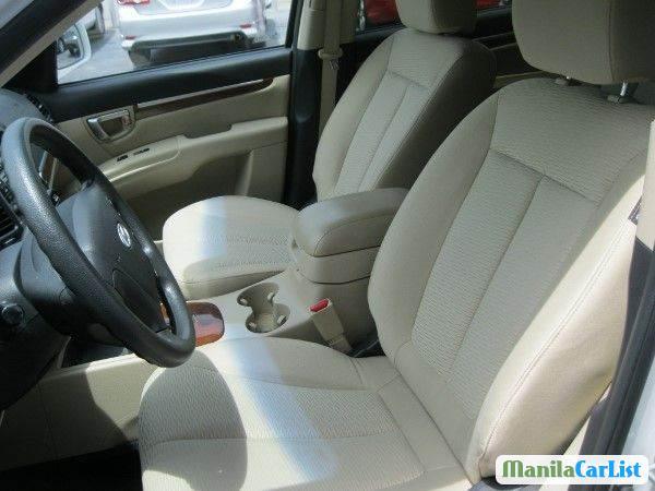 Picture of Hyundai Santa Fe Automatic 2008 in Metro Manila