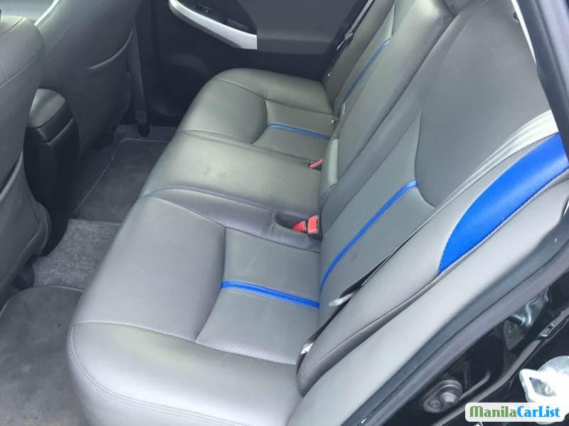 Picture of Toyota Prius Automatic 2012 in Metro Manila