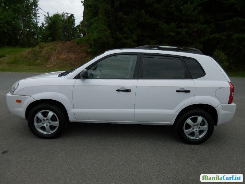 Hyundai Tucson Automatic 2006 - image 5