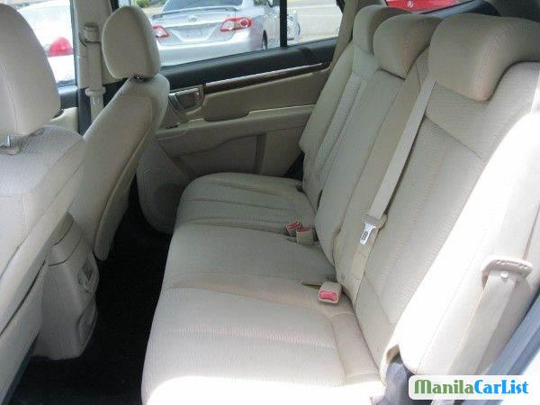 Picture of Hyundai Santa Fe Automatic 2008 in Philippines