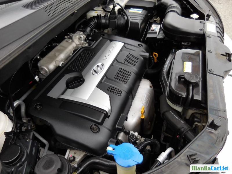 Hyundai Tucson Automatic 2006 - image 9