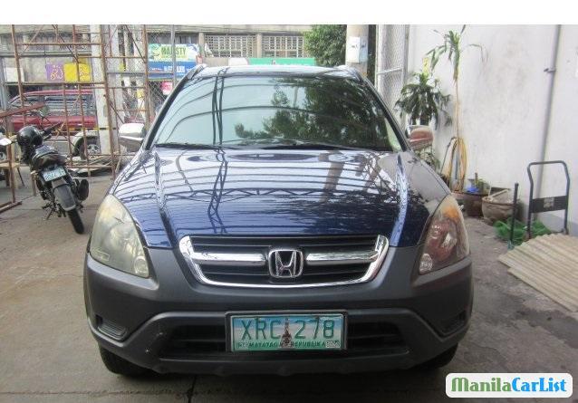 Picture of Honda CR-V 2004