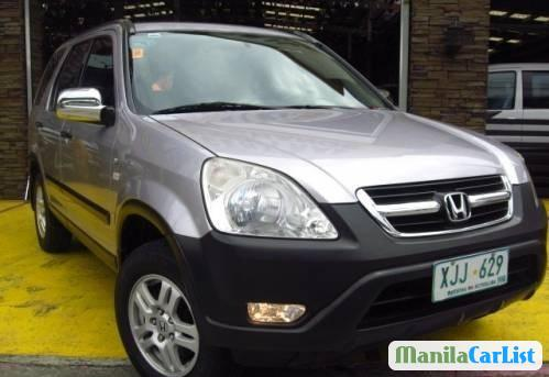 Pictures of Honda CR-V 2003