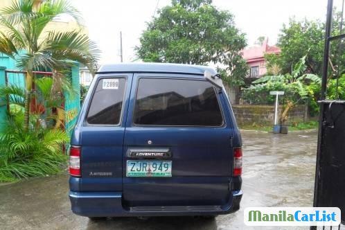 Mitsubishi Adventure 2007 in Philippines