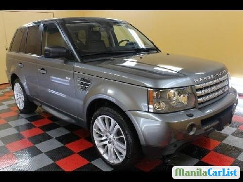 Pictures of Land Rover Range Rover Sport Automatic 2010