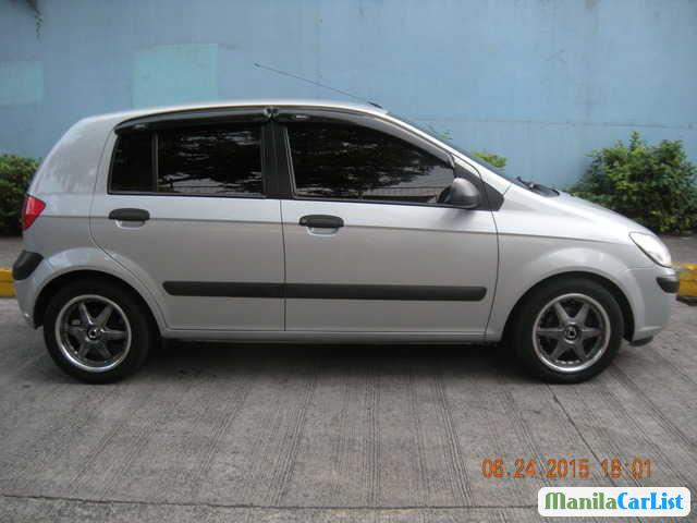 Pictures of Hyundai Getz Automatic 2007