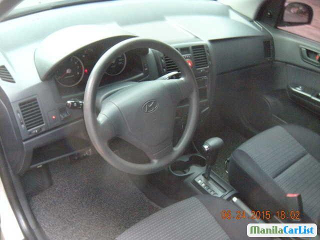 Hyundai Getz Automatic 2007 in Davao del Sur