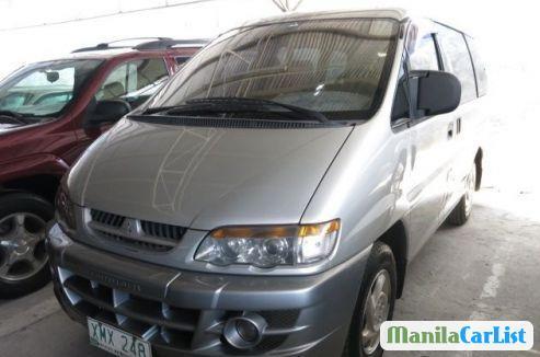 Picture of Mitsubishi Automatic 2004