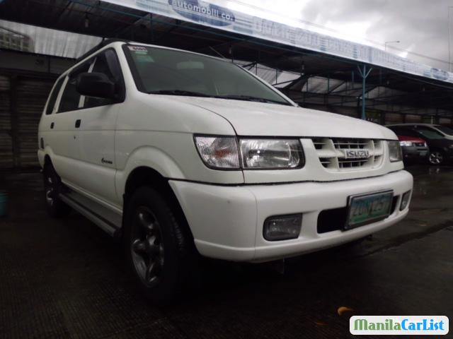 Picture of Isuzu Crosswind Manual 2006