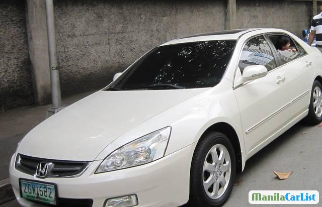 Pictures of Honda Accord Automatic 2007