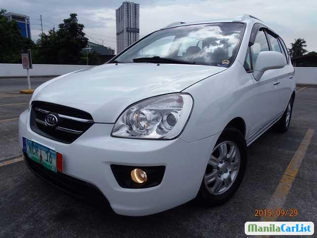 Pictures of Kia Carens Automatic 2007