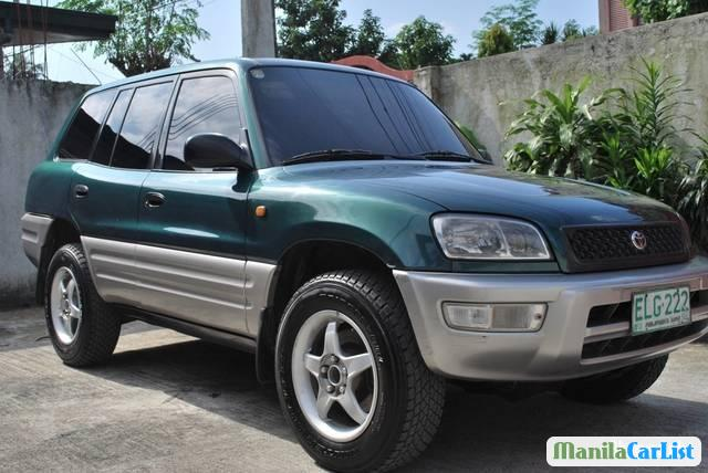 Picture of Toyota RAV4 Automatic 1997