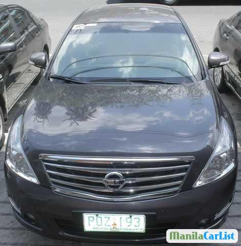 Pictures of Nissan Teana Automatic 2011