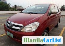 Picture of Toyota Innova Manual 2006