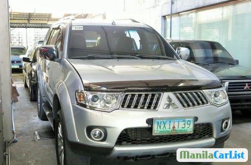 Picture of Mitsubishi Montero Sport Automatic 2009