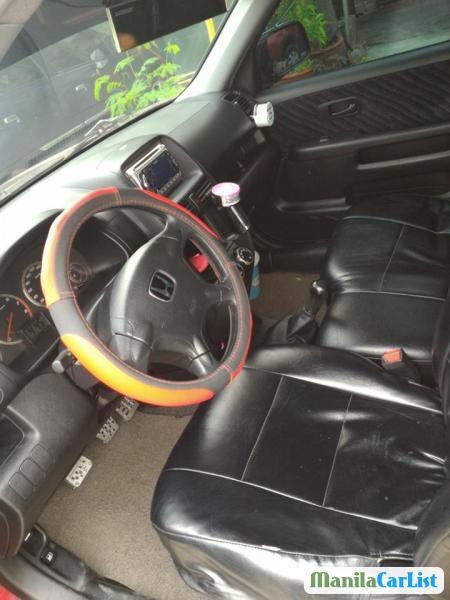 Honda CR-V Manual 2003 in Cebu