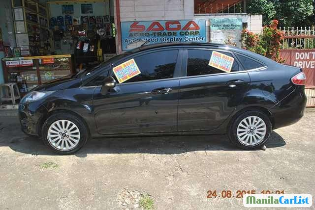Pictures of Ford Fiesta Manual 2011