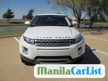 Pictures of Land Rover Automatic 2012