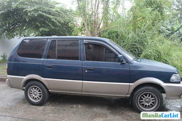 Toyota RAV4 Manual 2001 in Bulacan