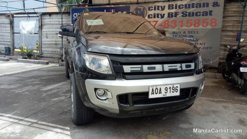 Ford Ranger Automatic 2014 - image 1