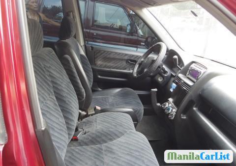 Honda CR-V Manual 2003 in Biliran