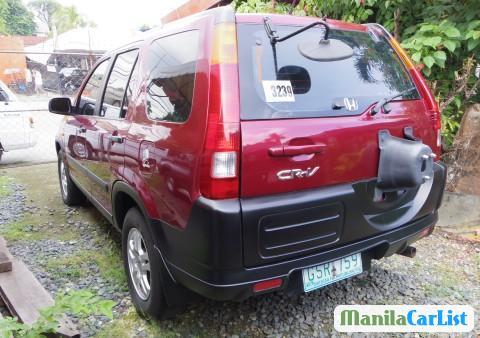 Picture of Honda CR-V Manual 2003 in Biliran