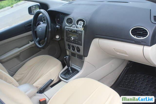 Pictures of Ford Focus Automatic 2008