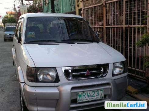 Pictures of Mitsubishi Adventure Manual 2000
