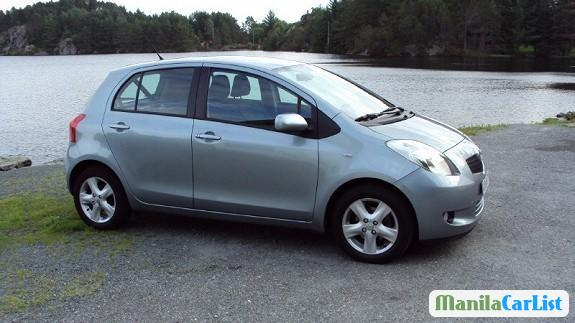 Picture of Toyota Yaris Manual 2007