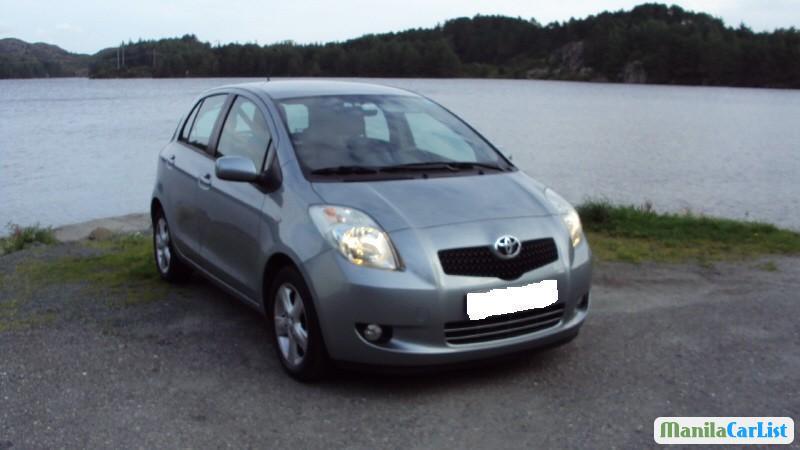 Toyota Yaris Manual 2007 - image 3