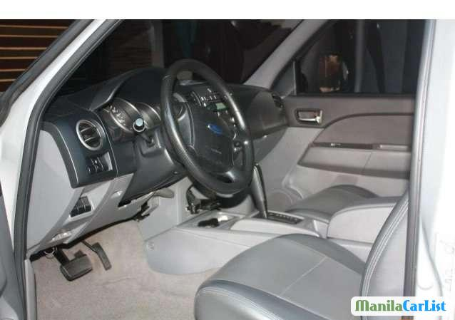 Ford Ranger Automatic 2008