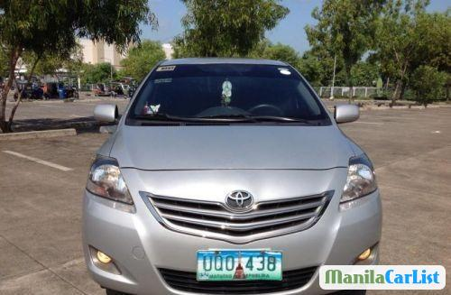 Toyota Vios Manual 2013 in Philippines