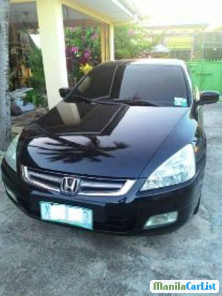 Picture of Honda Accord Manual 2005