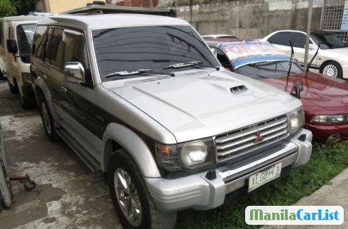 Picture of Mitsubishi Pajero Automatic 2002