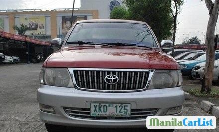 Picture of Toyota Revo 2003