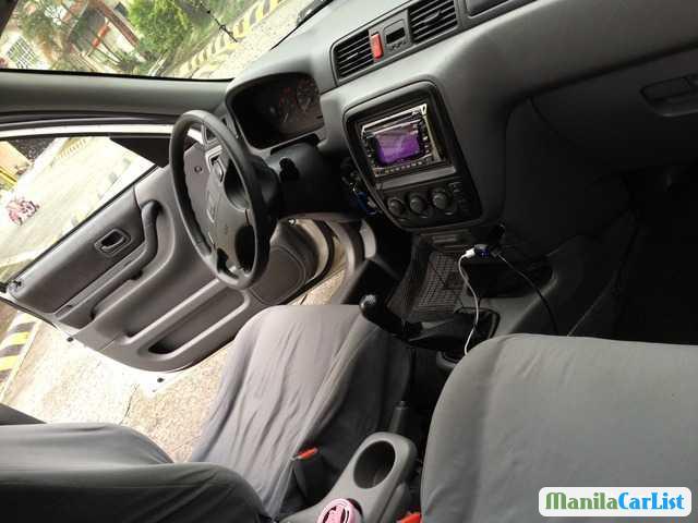 Honda CR-V Manual 1999