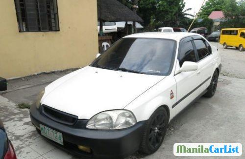 Picture of Honda Civic Automatic 1998