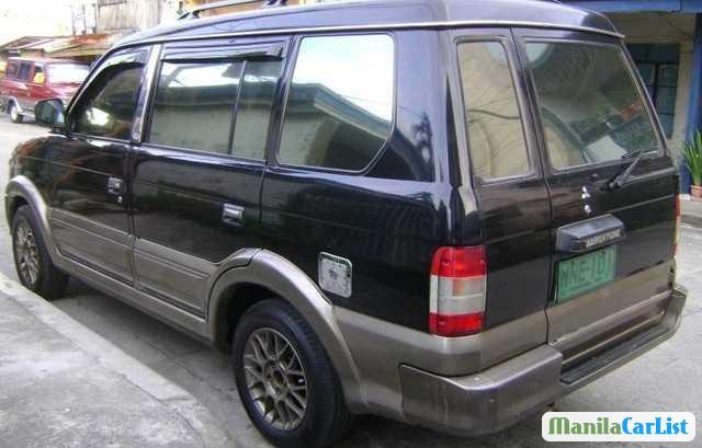 Mitsubishi Adventure Automatic 2000 in Davao del Sur