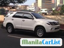 Picture of Toyota Fortuner Automatic 2007 in Zamboanga Sibugay